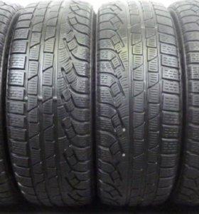 БУ 4 шт R17 225/45 Pirelli Winter 210 Sottozero 2