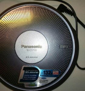 CD/MP3 плеер Panasonic SL-CT710