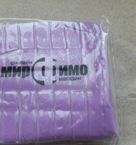 Глина полимерная сливовая Мир Фимо 50 гр