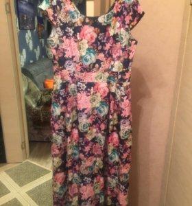 Платье.Размер 50-52