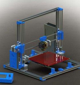 Ремонт, сборка и настройка 3D принтеров