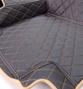 Автомобильные ковры из Эко кожи
