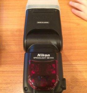 Самая лучшая вспышка Nikon