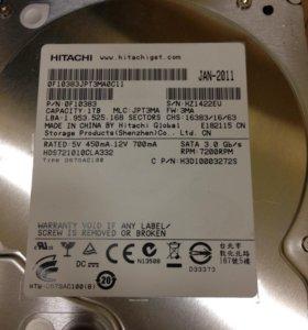 Жесткий диск Hitachi 1 Тб