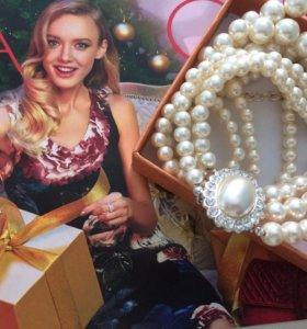 ❤️Жемчужное ожерелье-для Роскошных женщин!