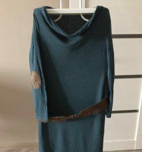 Платье трикотажное Promod