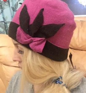 Женственные шапочки