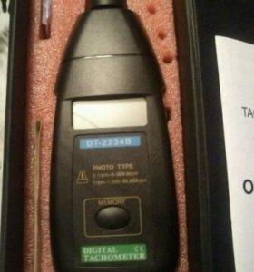 Цифровой тахометр DT-2234B