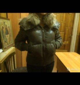 Куртка холодная осень/зима