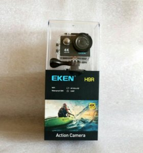Экшн камера Eken H9 Ultra HD 4K action camera