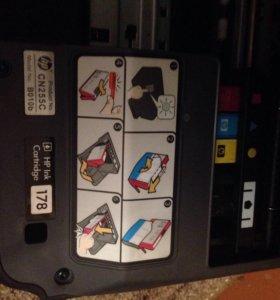 Принтер (шаблоны, сканер, копия)