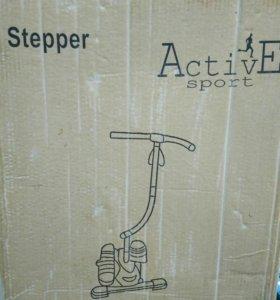 Новый тренажер Active sport
