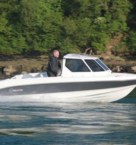 Катер Silver Moreno / Haifeng Yacht Piscator