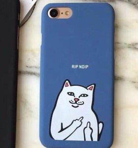 Чехол iPhone 5 и 6 новый