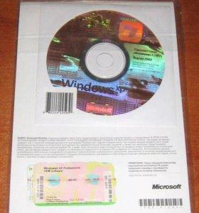 Windows XP Professional SP2b Russian DSP OEI CD