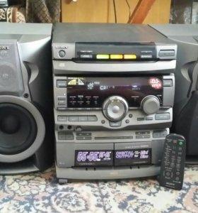 Продам Mini HI-FI систему Муз Центр sony RX-70