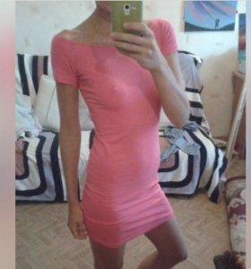 Новое платье terranova