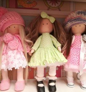 Куклы Тильды Малышки