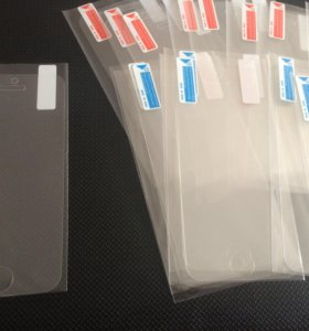 Защитная плёнка iPhone 5/5s/Se