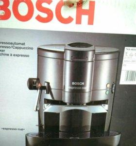 Новая кофемашина Bosch