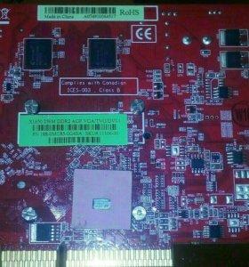 Видиокарта Ati Radion X1650