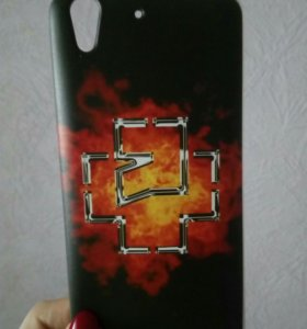 Чехол Rammstein для Huawei Honor 5A plus