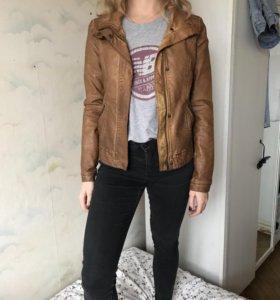 Кожаная куртка Seppala