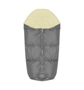 Зимний конверт LORELLI Thermo Stroller Bag Grey