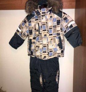 Куртка + Комбинезон зима