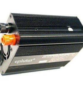 Автомобильный инвертор Eplutus PW-300 преобразоват