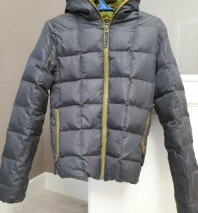 Куртка- пуховик  ZARA young мужская
