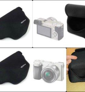 чехол для Sony A6000 и NEX-6 (16-50мм)
