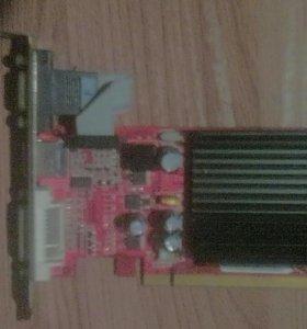 Видеокарта GF 8400 GS 256 mb DDR2 64B CRT DVI HDMI