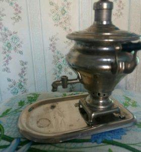 Старинный Самовар миниатюр.
