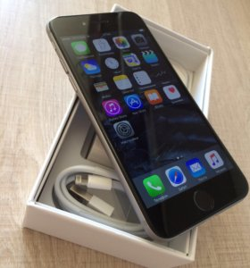 IPhone 6 Новый Гарантия без Touch Id