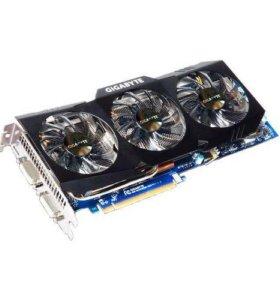 GIGABYTE GeForce GTX 470 700Mhz