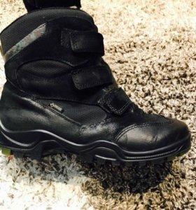 Ботинки зимние Ессо 37 р для мальчика