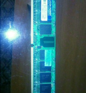 Оперативная память плашки 512mb и 1 Gb