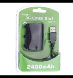 Батарея для геймпада xbox one новая