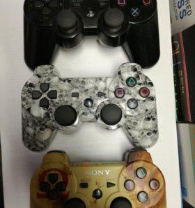 Джойстик PS 3 (оригинал)