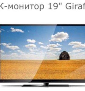 "ЖК-монитор 19"" Giraffe GF-AM190M для Видеонаблюден"