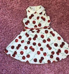 Платье летнее рост 110