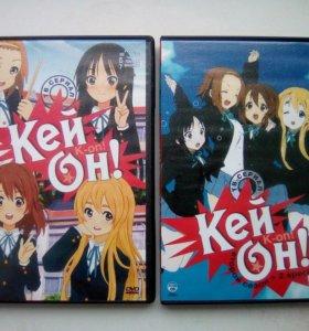 Anime K-ON 1 и 2 сезоны