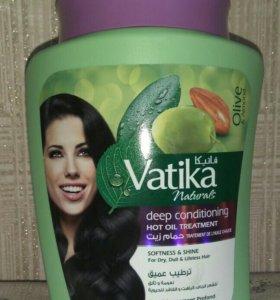 Индийская маска для волос