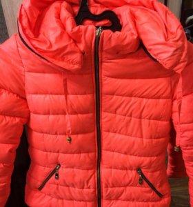 Зимняя женская куртка.