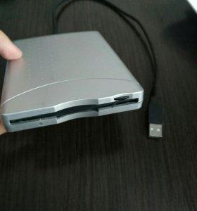 Съемный флопи диск