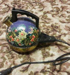 Чайник электрический с росписью