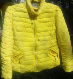 Куртка дутик осень-весна