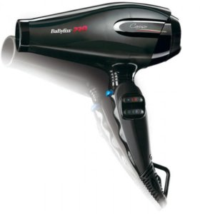 Фен BaByliss Pro Caruso BAB6520RE (2400Вт)