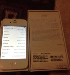 iPhone 4 32г